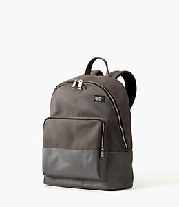 Dipped Canvas Backpack