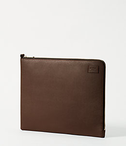 Barrow Leather Large Portfolio