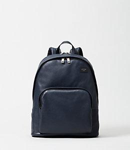Mason Leather Backpack