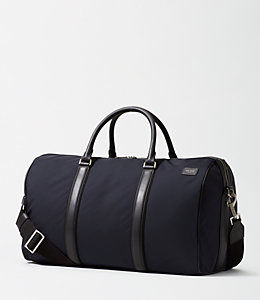 Nylon Twill Gym Duffle