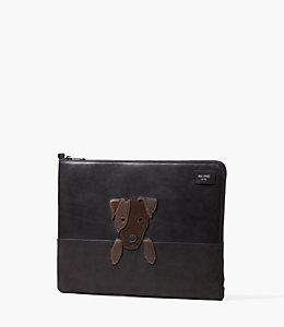 Jack Russell Leather Portfolio