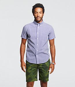 Maddox Gingham Shirt
