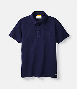 Solid Warren Polo