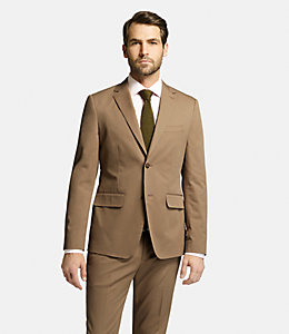 Italian Cotton Benton Suit Jacket