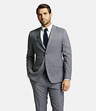 Stripe Italian Wool Benton Suit Jacket