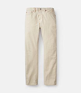 BT-02 Slim Selvage Canvas Pants