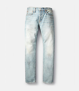 BT-02 Slim Selvage Denim - 7 Year Wash
