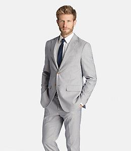 Seersucker Italian Cotton Benton Suit Jacket