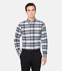 Norris Plaid Shirt