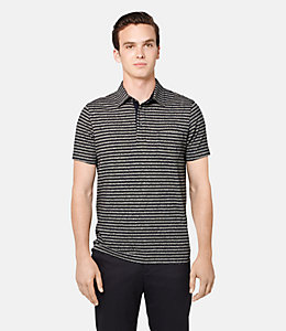 Sandford Stripe Polo