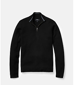 Smithfield Half-Zip Sweater