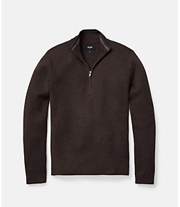 Smithfield Half-Zip Sweater