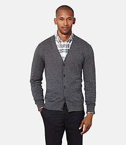 Fayston Cotton Cardigan