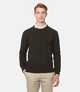 Pollock Ribbed Sweater