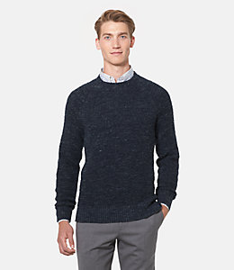Phelps Wool-Linen Sweater