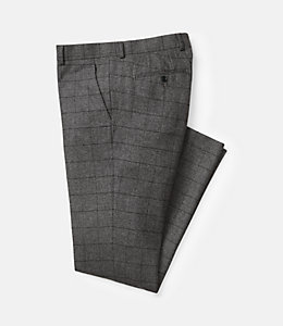 Fairview Modern Fit Windowpane Trouser