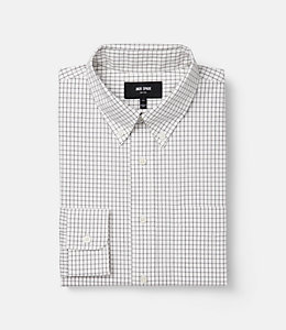 Wilcox Graph Check Shirt