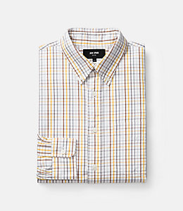 Olney Twill Check Shirt