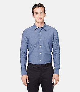 Wakefield Pindot Shirt