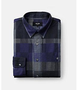 Silverton Trapunto Work Shirt