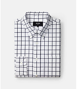 Afton Windowpane Shirt