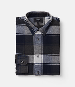 Gillham Flannel Plaid Shirt