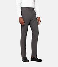 Paulson Modern Fit Wool Trouser