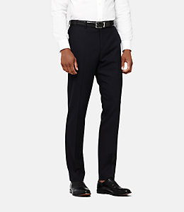 Paulson Modern Fit Wool Trouser