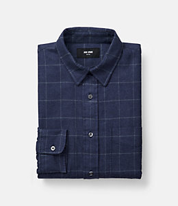 Felton Windowpane Plaid Shirt