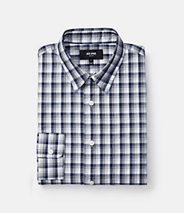 Clermont Ombre Plaid Shirt