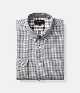 Norden Gingham Stripe Shirt