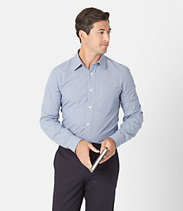 Ashland Gingham Dot Shirt