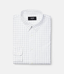 Clifton Windowpane Shirt