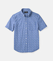 Milford Mini Floral Short Sleeve Shirt