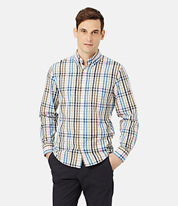 Palmer Multi Tone Gingham Shirt