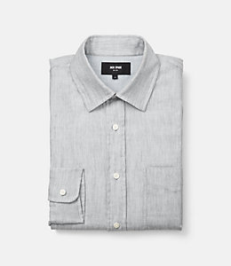Grant Double Face Chambray Shirt