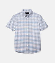 Caulfield Melange Gingham Shirt