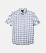 Caulfield Melange Gingham Shirt