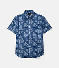 Clift Bandana Shirt