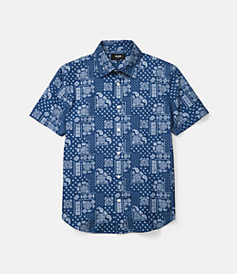 Clift Bandana Shirt