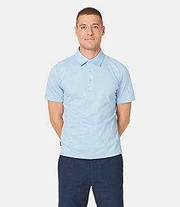 Keaton Garment Dyed Polo