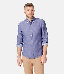 Palmer Double Face Stripe Shirt