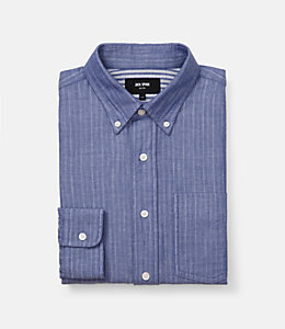 Palmer Double Face striped Shirt