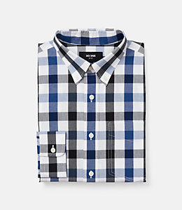 Palmer Large Tri Color Plaid Shirt