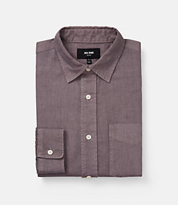 Ferry Garment Dyed Trapunto Shirt