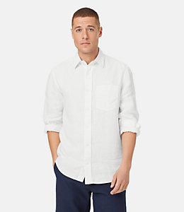 Ferry Garment Dyed Trapunto Shirt