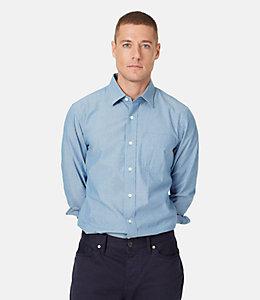 Grant stripedd Dobby Shirt