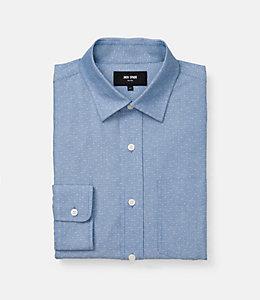 Grant Striped Dobby Shirt