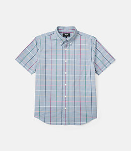 Caufield Multi Check Pinpoint Oxford Shirt