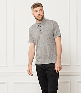Warren Marled Polo